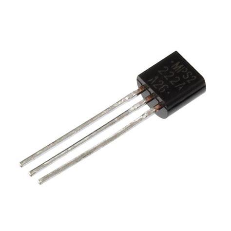 transistor jengkol vs mosfet mps2222a transistor radioshack
