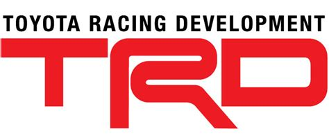 Toyota Racing Development Toyota Racing Development The Racing Development Trd
