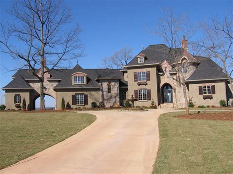 country estate house plans french country estate home plan 9323el architectural