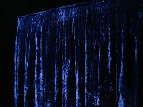 blue velour curtains blue velour curtains blue velvet dual tab top curtain