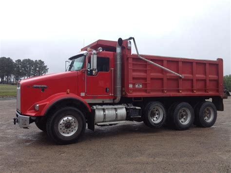 2010 kenworth trucks for sale 2010 kenworth t800 dump trucks for sale used trucks on