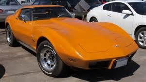 file 1977 chevrolet corvette stingray jpg wikimedia commons