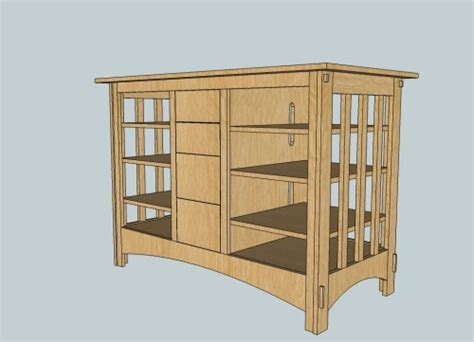 mission style entertainment center plans  woodworking