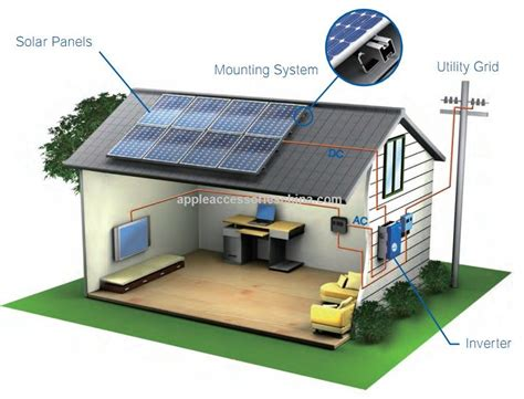 Home Solar Power System by Discount Solar System For Home Pics About Space