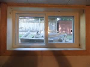 basement windows installing glass block basement windows