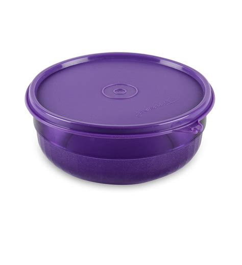 Tupperware Cooking Purple 2pcs tupperware purple deluxe bowl by tupperware airtight storage kitchen dining