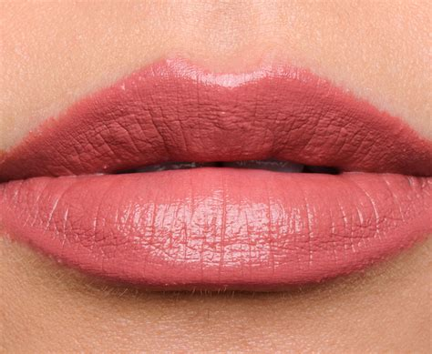 Brown Luxe Lip Color Original brown neutral pink buff soft berry luxe lip