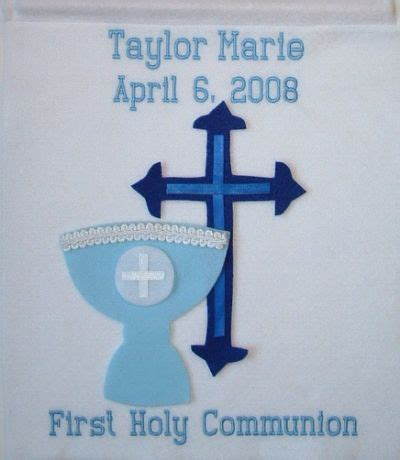 holy communion banner templates 47 best images about primera comunion on mesas