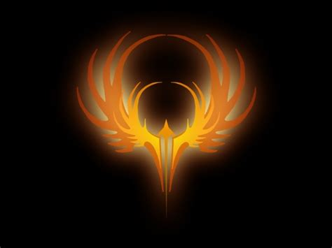 simple phoenix like bird by elcolombo on deviantart