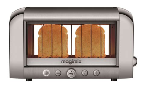 Magimix Toaster Luxeinacity Invites Fans To Win A Magimix By Robot Coupe