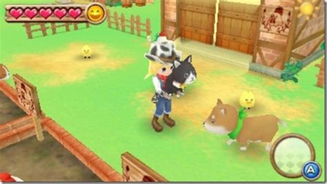 harvest moon friends of mineral town apk harvest moon connect to a new land announced for nintendo