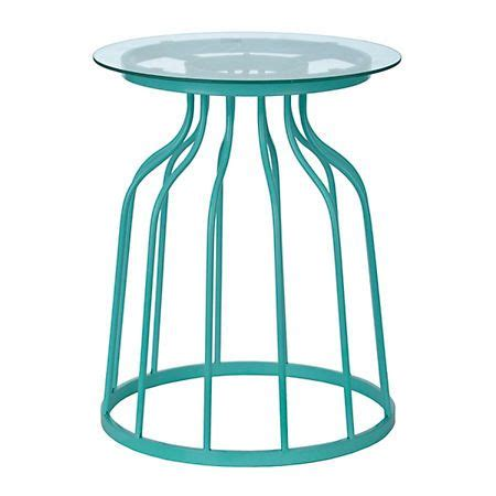 turquoise outdoor side table 1000 ideas about outdoor side table on side