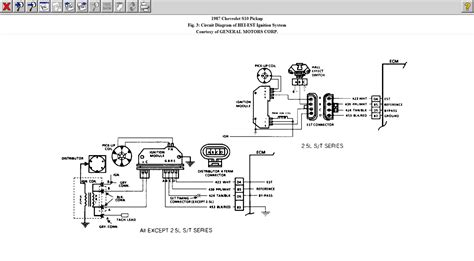 gm hei ignition wiring diagram