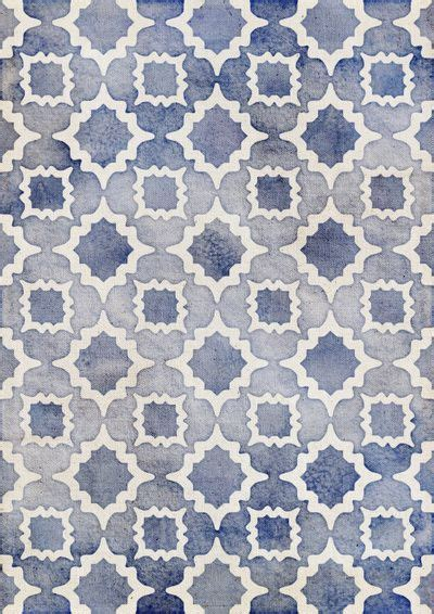 moroccan tile pattern geometric print pinterest worn faded navy denim moroccan pattern in grey blue