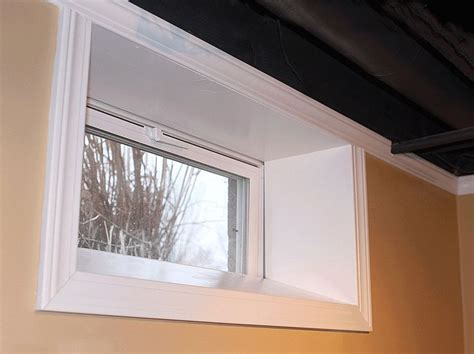 25 best ideas about basement windows on