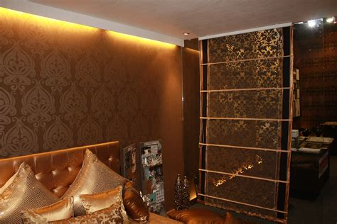 marshalls wallpapers exhibition  bkc happy walls