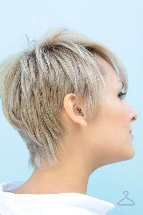 over 50 short hairstyle front and back views short haircuts front and back view for women over 50