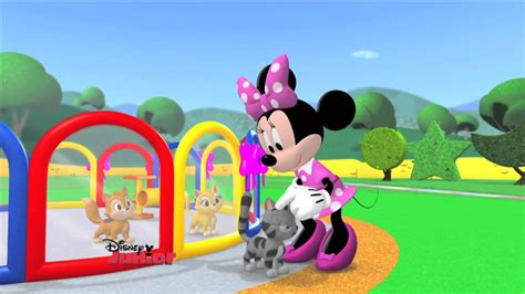 minnie mouse play house mickey mouse clubhouse minnie s pet salon youtube