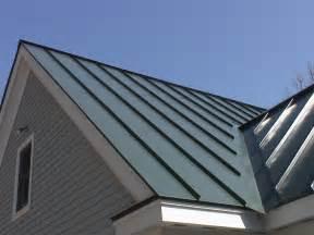 on a roof metal roof types winston salem hodges roofing winston salem roofers 336 391 2799 roofing