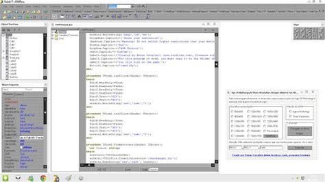 delphi gui tutorial conhecimento hacking o melhor blog de artigos hackers do