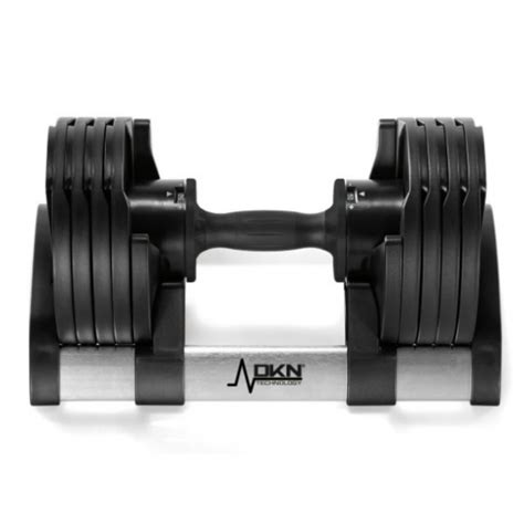 Dumbell Kettler 2 Set 20 Kg dkn adjustable dumbbell set twistlock 2x 20 kg 20243