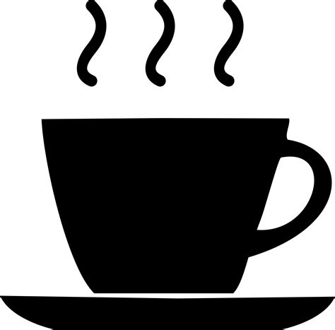 coffee cup silhouette png clipart scripted coffee cup icon