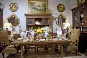 Dining Room Sideboard Decorating Ideas classic country french dining room clark antiques