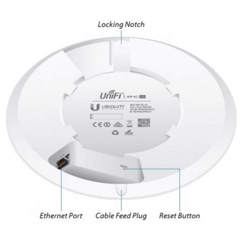 Ubiquiti Ubnt Unifi Ap Ac Lr access point ubiquiti unifi ap ac lr 5