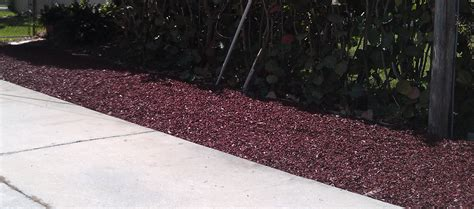 rubber mulch vs stone damage control rubber mulch and playground rubber mulch how to
