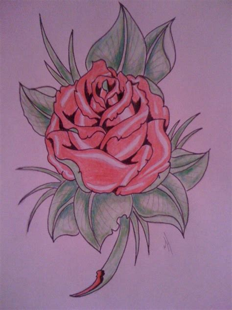 Drawing Roses by Drawings Pictures To Pin On Pinsdaddy