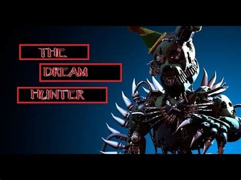 "[c4d/fnaf]/""the dream hunter""// (i'm so sorry)/ song by"