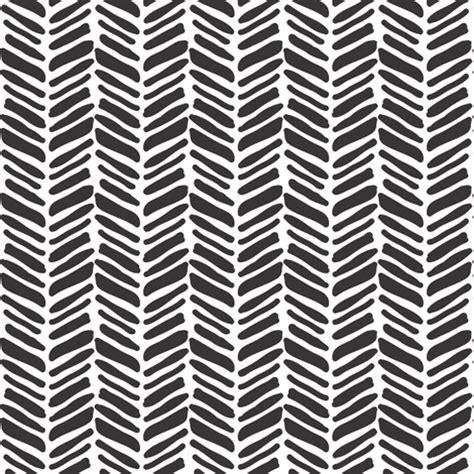 herringbone pattern ai painted herringbone black wallpaper coramaedesign