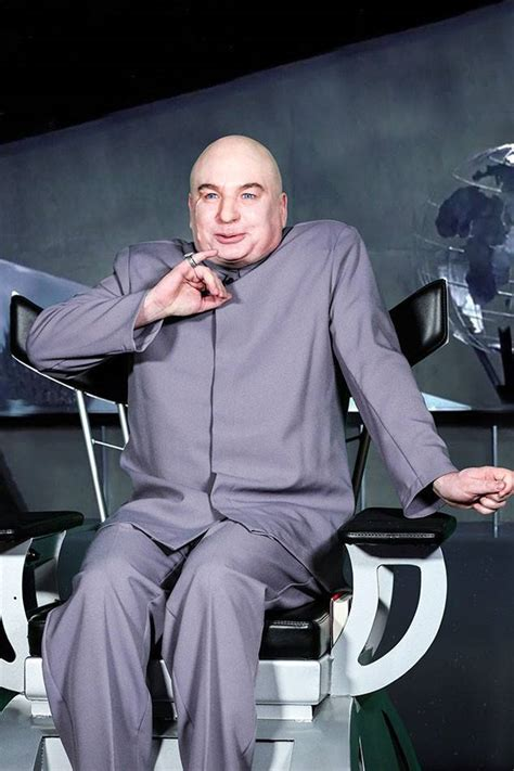 mike myers uk mike myers revives his role as dr evil on the tonight