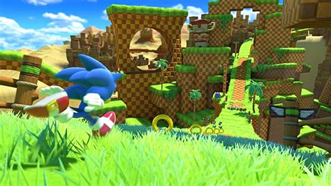 Kaset Ps4 Sonic Forces sonic forces review a sincere celebration of the series at its silliest
