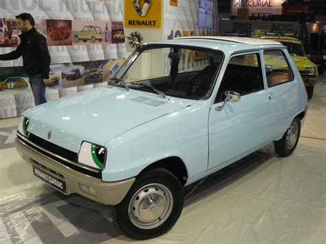 5 In 1 R by Renault 5 Wikip 233 Dia