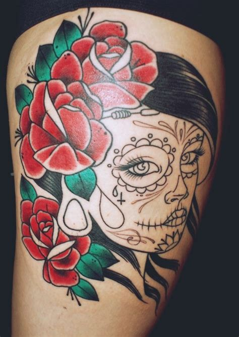 calavera tattoo designs calavera de azucar ideas