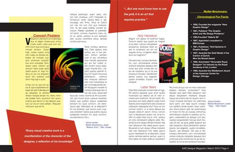 magazine layout cost per page magazine article layout 2 by spelka24 layout page design