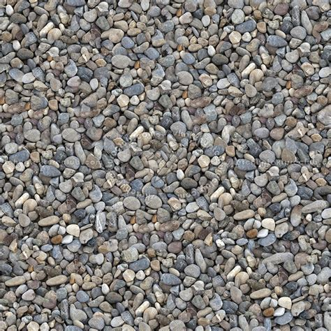 Rock Gravel Pebbles Texture Seamless 12446