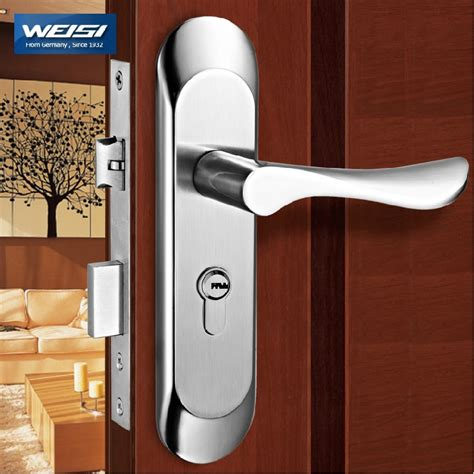 bedroom door handles 2 pieces door lock interior door locks european style