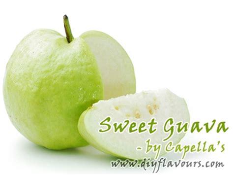 Capella 1 Gallon Sweet Flavor Diy Essence Liquid sweet guava by capella s