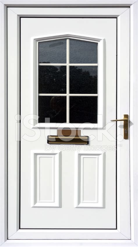 white front door stock photos freeimages