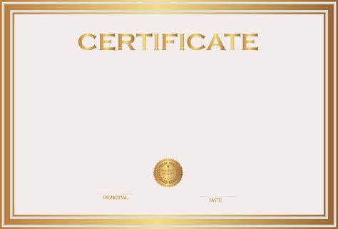 templates certificate certificate templates