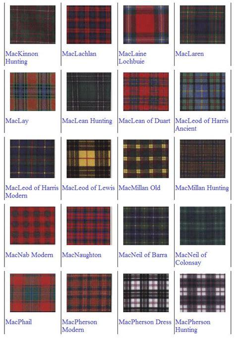 scottish colors scottish tartan patterns tartan tartan