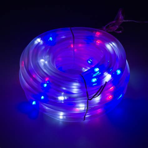 greenlighting new 32 foot solar rope string lights w 100