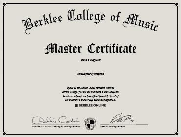 masters degree certificate template choice image