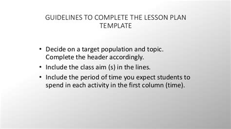 lesson plan template british council british council resources iii