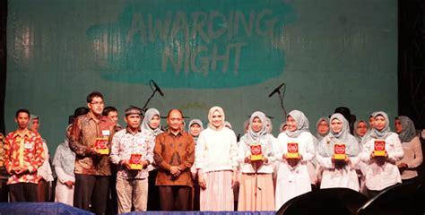 Wardah Inspiring wardah inspiring apresiasi untuk guru momdadi