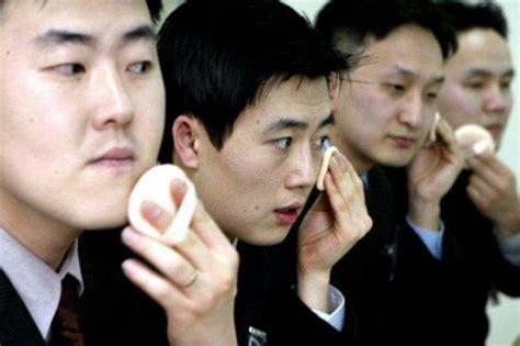 korean actress man 1 in 10 south korean men wear makeup koogle tv