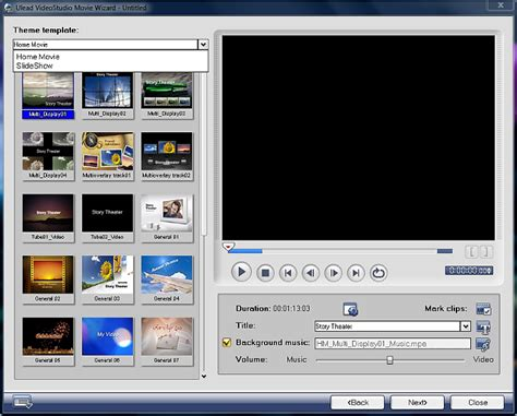 Review Of Corel Videostudio Pro X7 Video At Heart Corel Fastflick Templates
