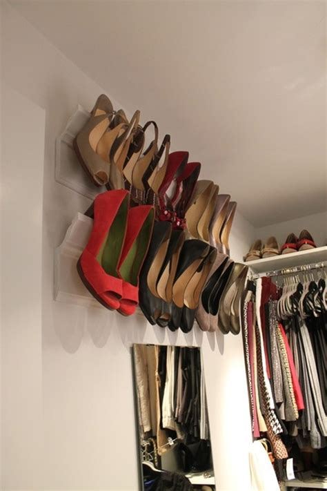 creative shoe storage ideas that will your mind 25 creative shoe storage ideas